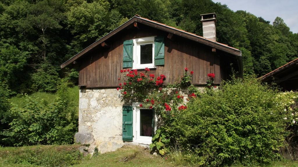 Le Gîte du Moulin de Cabiroun dans moulin gite1